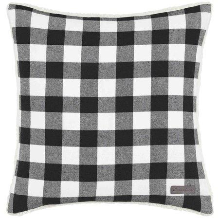 Eddie Bauer Cabin Plaid 100% Cotton Throw Pillow & Reviews | Wayfair