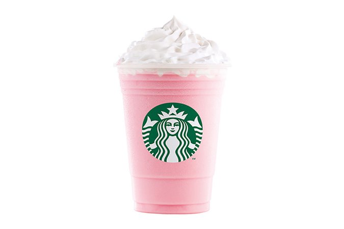 Starbucks' Newest Frappuccino Flavors Are Bubblegum and Cotton Candy