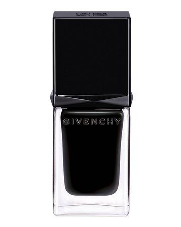 Givenchy Nail Lacquer, Le Vernis Collection, Noir Interdit