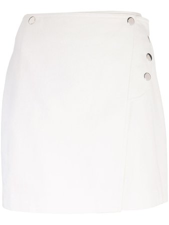 Opening Ceremony button-front Mini Skirt - Farfetch