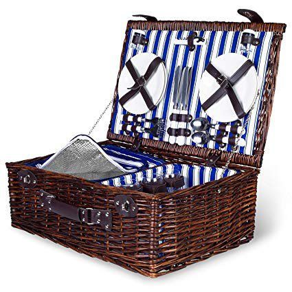 retro picnic basket - Google Search