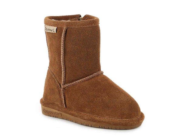Bearpaw Emma Boot - Kids' Kids Shoes | DSW