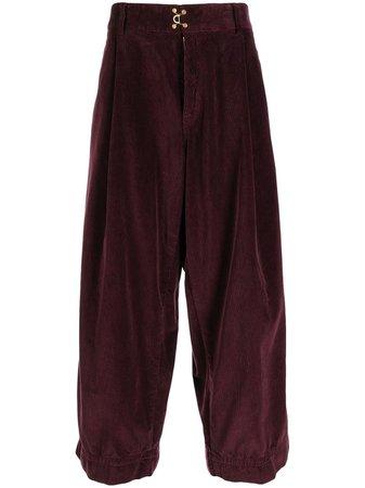 Kolor wide-leg Trousers - Farfetch