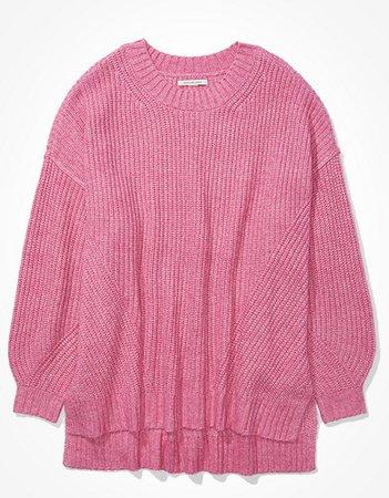 AE Oversized Dreamspun Crew Neck Sweater
