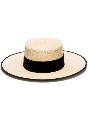 ELIURPI Cordobes Straw Hat - Farfetch