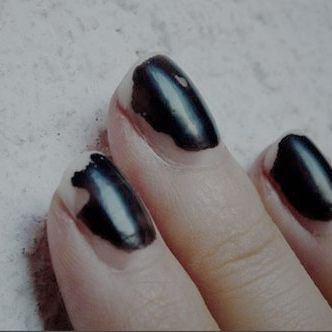 chipped nail polish - Google Search
