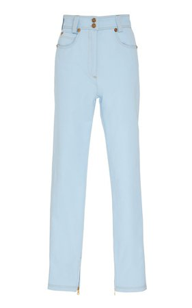 High Waisted Jeans by Versace | Moda Operandi