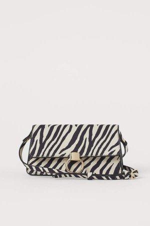 Small Shoulder Bag - Beige