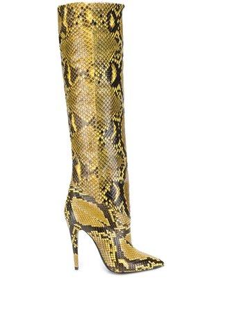 Saint Laurent Abbey Boots - Farfetch