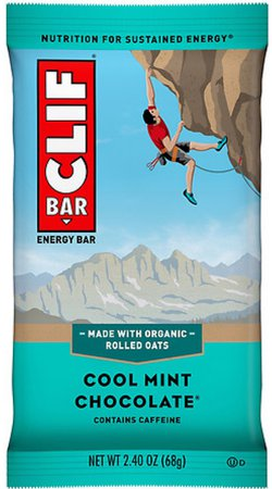 mint cliff bar