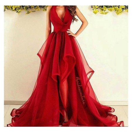 Long red dress - Google Search