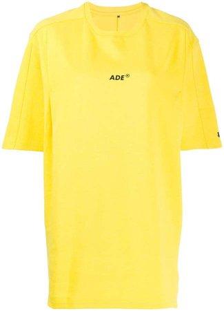 Ader Error oversized T-shirt