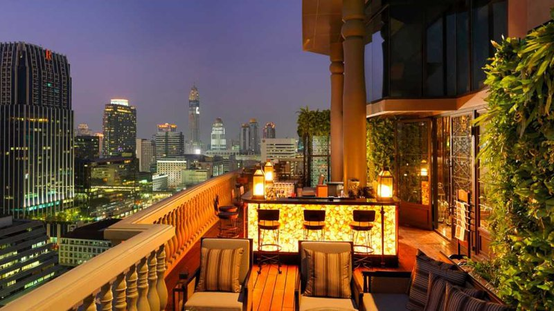 The Speakeasy Bangkok Rooftop Bar   Hotel Muse Bangkok