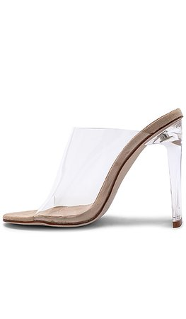 superdown Crawford Heel in Nude | REVOLVE