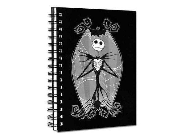 Jack Skellington Notebook
