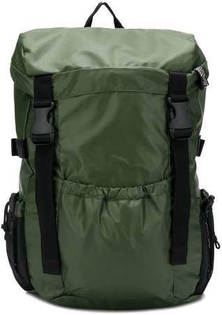front buckle backpack