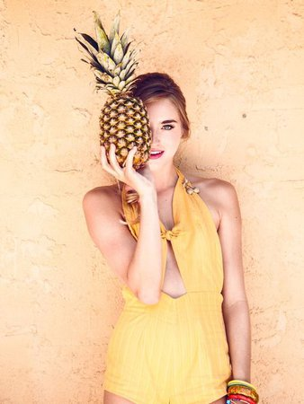 Pineapple Cutie by Ashley Holloway on 500px | Art | Pineapple, Photoshoot themes, Photography