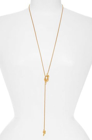 Madewell 'Knotshine' Necklace | Nordstrom