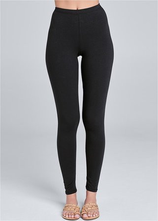 Basic Leggings in Black | VENUS