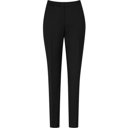 Reiss Huxley Trousers, Black