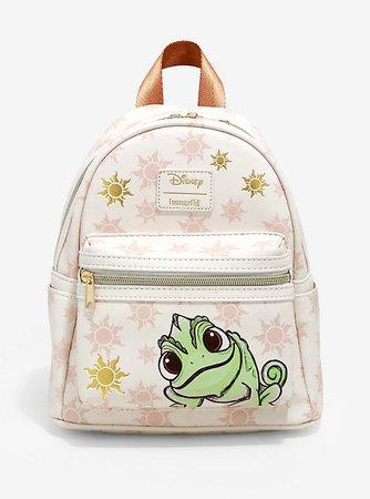 Loungefly Disney Tangled Pascal Sun Mini Backpack