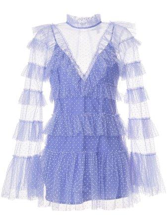 Alice McCall Tokyo Skies Mini Dress - Farfetch