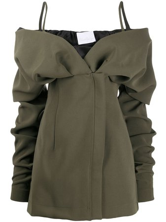 PARIS GEORGIA Fru Fru Mini Dress - Farfetch