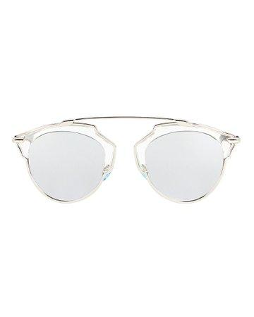 Dior | DiorSoReal Mirrored Sunglasses | INTERMIX®