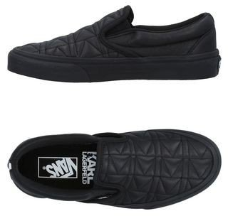 VANS x KARL LAGERFELD Low-tops & sneakers
