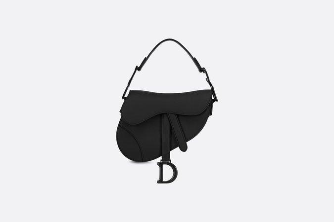 Saddle ultra-matte mini bag - Bags - Woman | DIOR