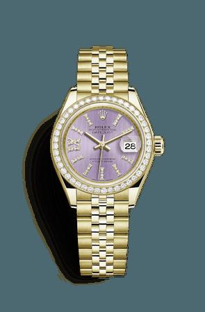 purple Rolex lady - Google Search