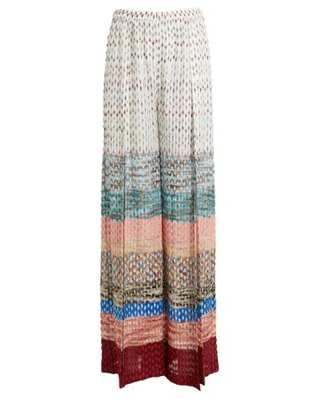 Missoni | Wide Leg Knit Pants | INTERMIX®