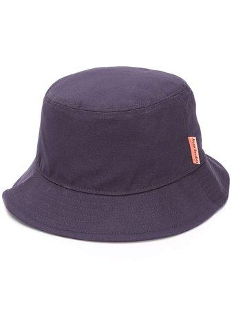 Acne Studios Logo Tag Bucket Hat - Farfetch