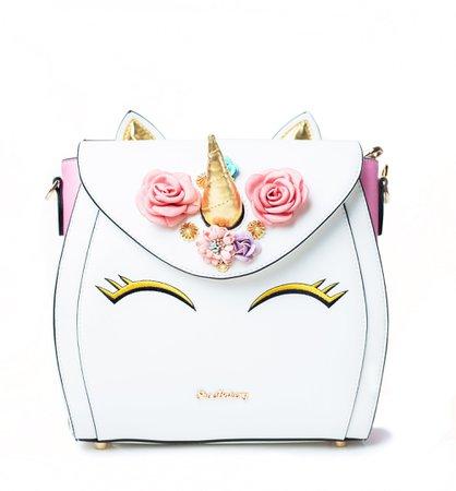 Unicorn Cake Bag - Shoe Bakery