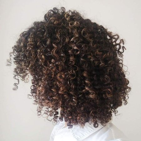 curly brown hair - Google Search