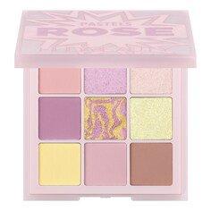 huda pastel rose palette