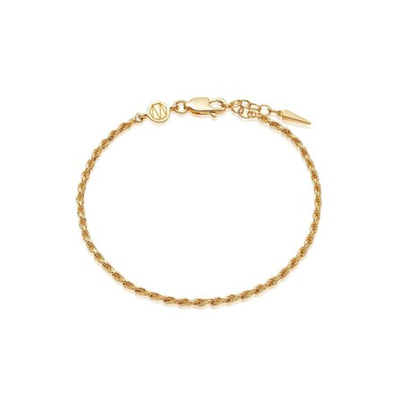 Gold Catena Chain Bracelet | Missoma Limited