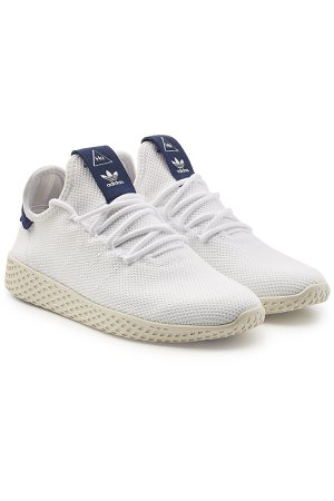 Tennis HU x Pharrell Williams Primeknit Sneakers Gr. UK 6.5