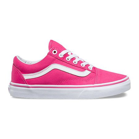 Old Skool Low Top Pink Vans