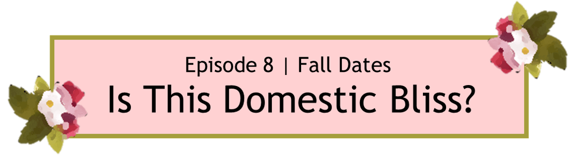 We Got Married Season 1 Episode 8 | Is This Domestic Bliss? Title Card