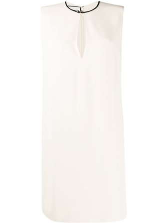 Gucci, sleeveless shift dress