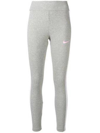 Nike Legging Com Logo - Farfetch