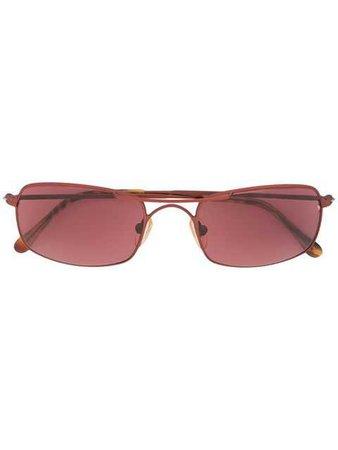 Romeo Gigli Vintage square-frame Sunglasses - Farfetch
