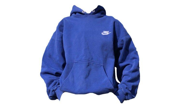Nike hoodie png
