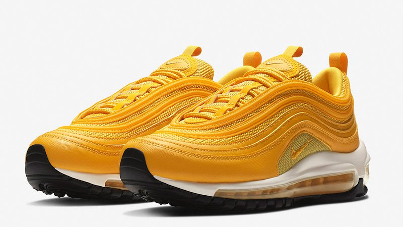 Nike Air Max 97 Mustard Yellow Womens | 921733-701 | The Sole Supplier