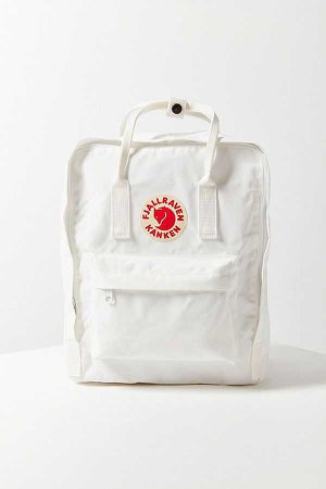 white fjallraven kanken - Google Search