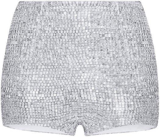 Sahroo Cosmos Diamond Shorts Size: XS