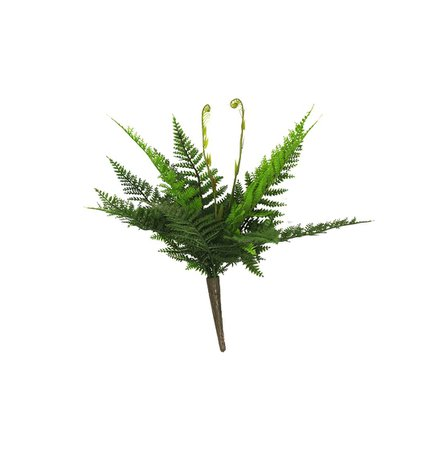 Small Fern Plant | Artificial Fern | Blooming Artificial