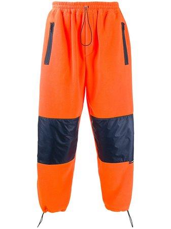 Orange Lc23 Two Tone Track Trousers | Farfetch.com