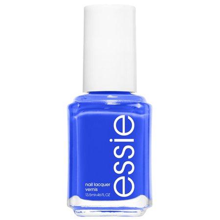 z essie Nail Polish, Butler Please, Bright Blue, 0.46 fl oz - Walmart.com - Walmart.com